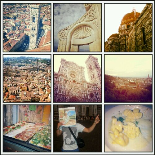 Travels: Florence, italy
